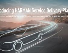 HARMAN объявил о запуске платформы оказания услуг от автопроизводителей для Connected Car