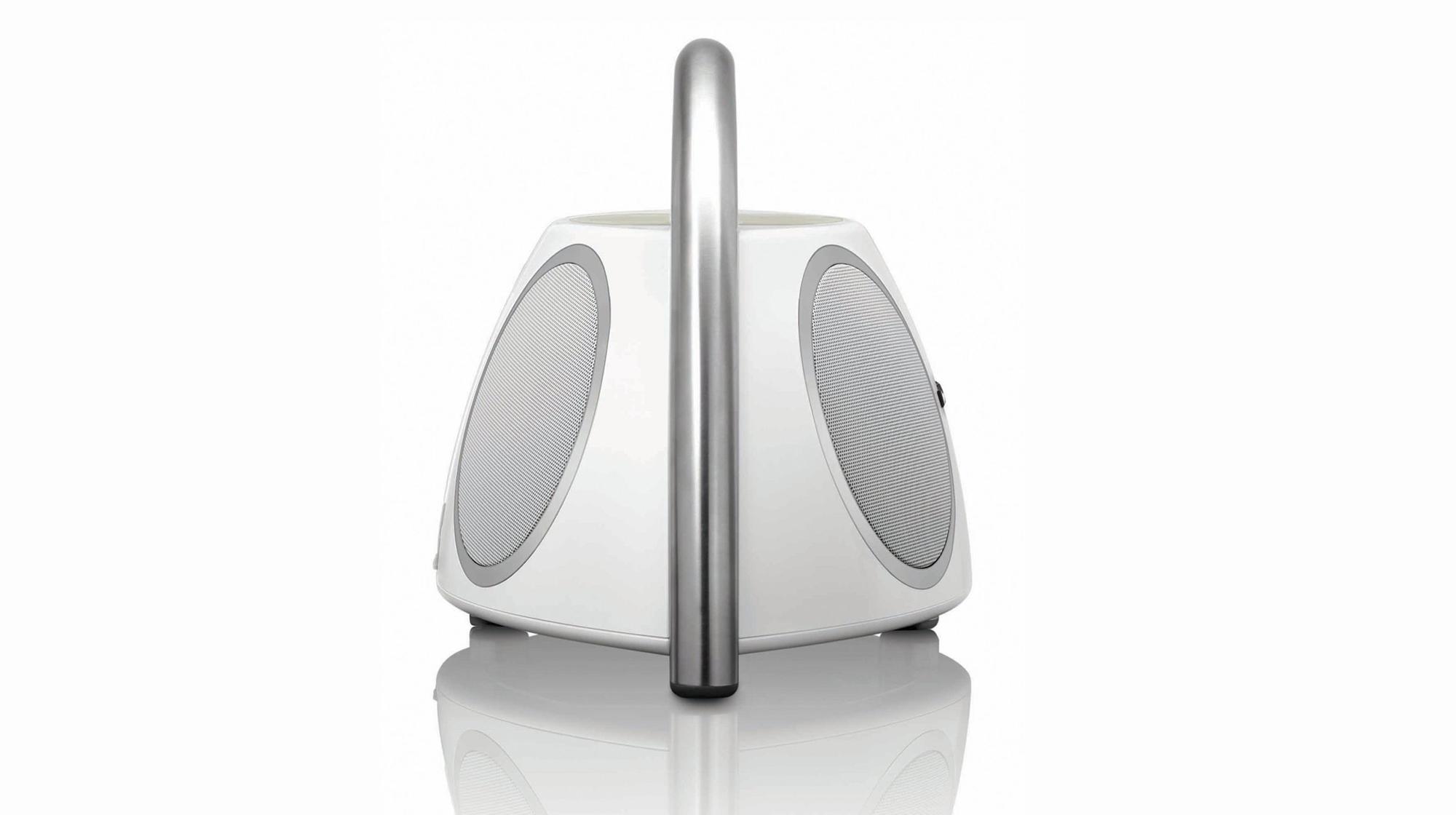 Колонка Harman Kardon Go + Play Wireless Mini White HKGOPLAYMINIWHTEU